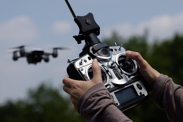 Big drone controller
