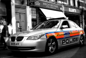 Police using Drones for Surveillance bmw 5 series