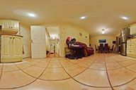 360 degree picture of kitchen