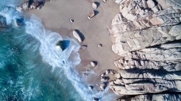 Cruit Island coastline