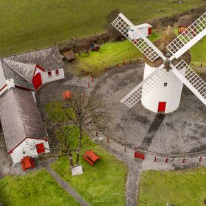 Elphine windmill in Roscommon