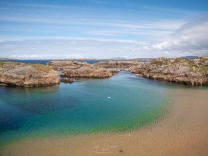 Arlands beach bay