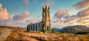 Abandoned Church of Dunlewey