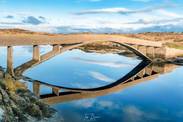 Bridge on Cruit Island